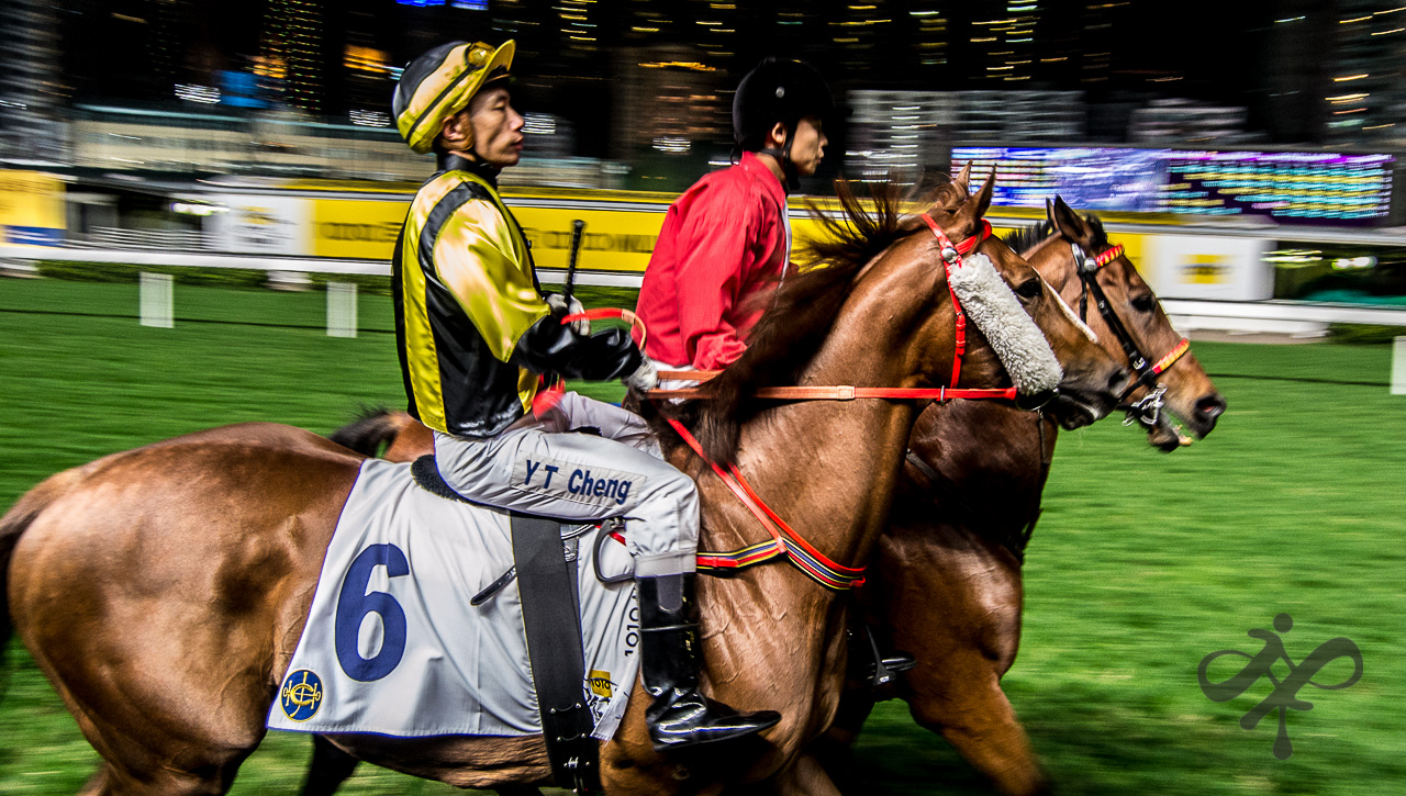 6 horse racing Hong Kong